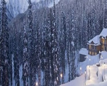 Snow Fall 10 Best Places To Observe Snowfall In India, There's A Mini Switzerland_Image Source Google