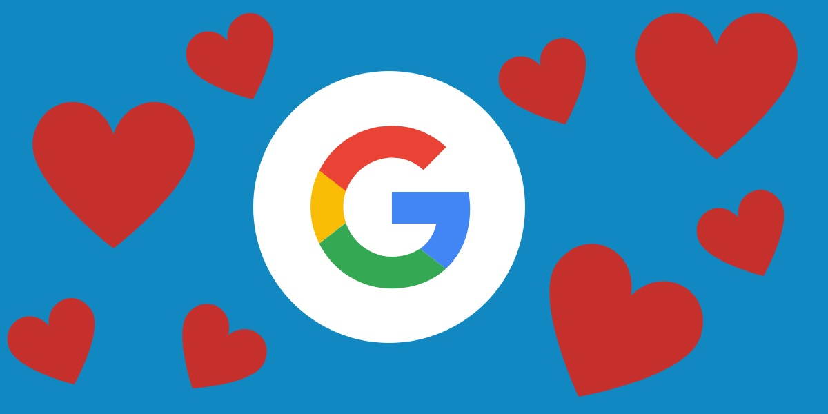 I Love YOU Google – The Search Engine That You Have Been Looking For!